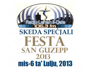 logo festa 2013